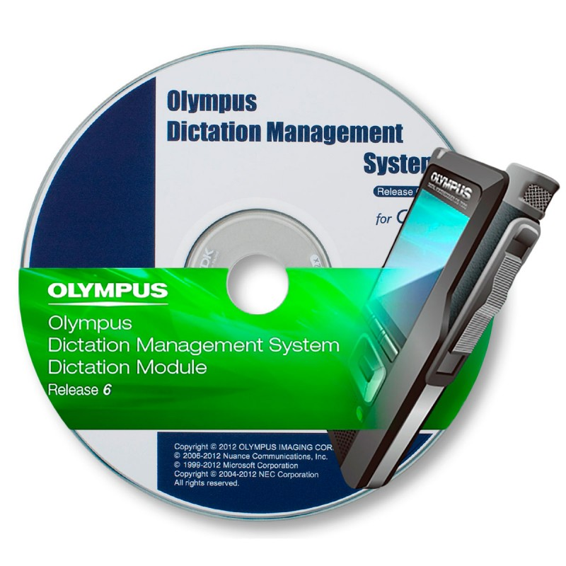 Olympus ODMS R7 Dictation Module