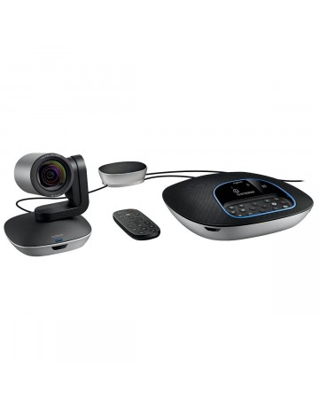 Logitech Webcam und Konferenztelefon GROUP