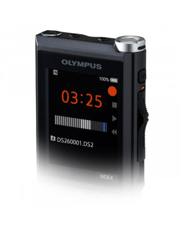 Olympus DS-2600 mit DSS Player Standard
