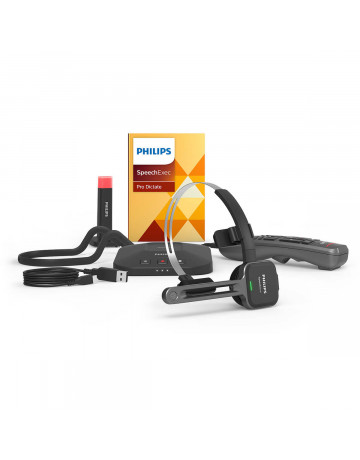 Philips SpeechOne PSM6800 Diktier_headset