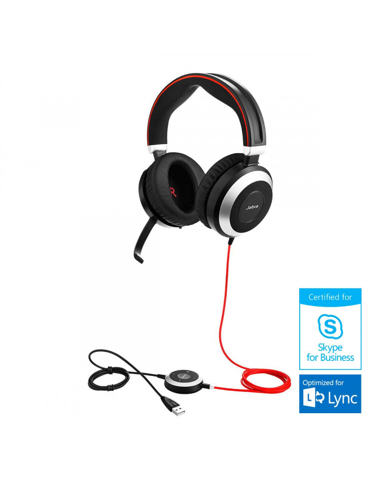 Jabra Evolve 80 Skype for Business