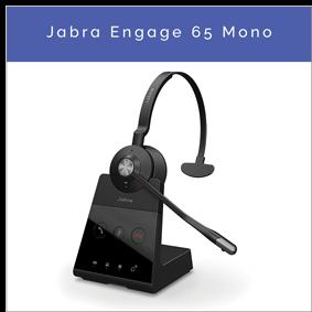 Jabra Engage 65 Mono