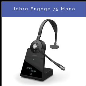 Jabra Engage 75 Mono