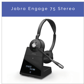 Jabra Engage 75 Stereo