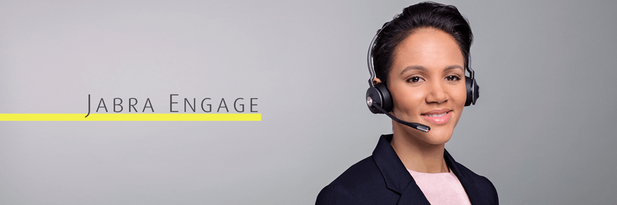 Jabra Engage DECT headset serien