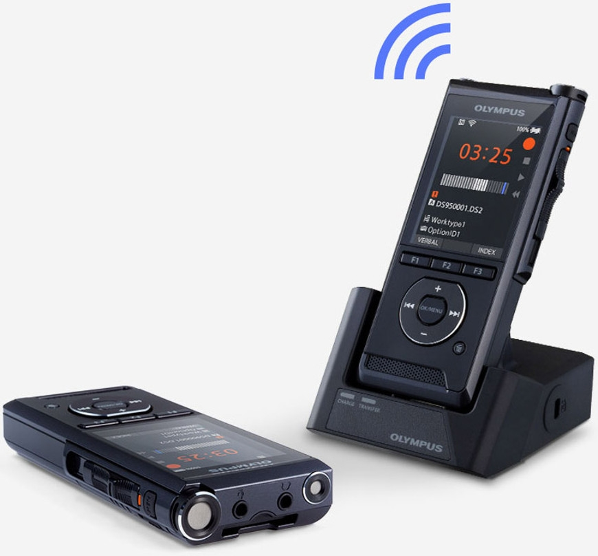 Olympus DS-9500 Diktiergerät
