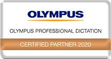 Olympus Certified Partner 2020