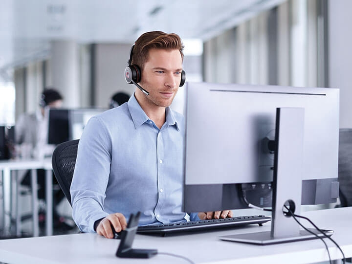 Headset software